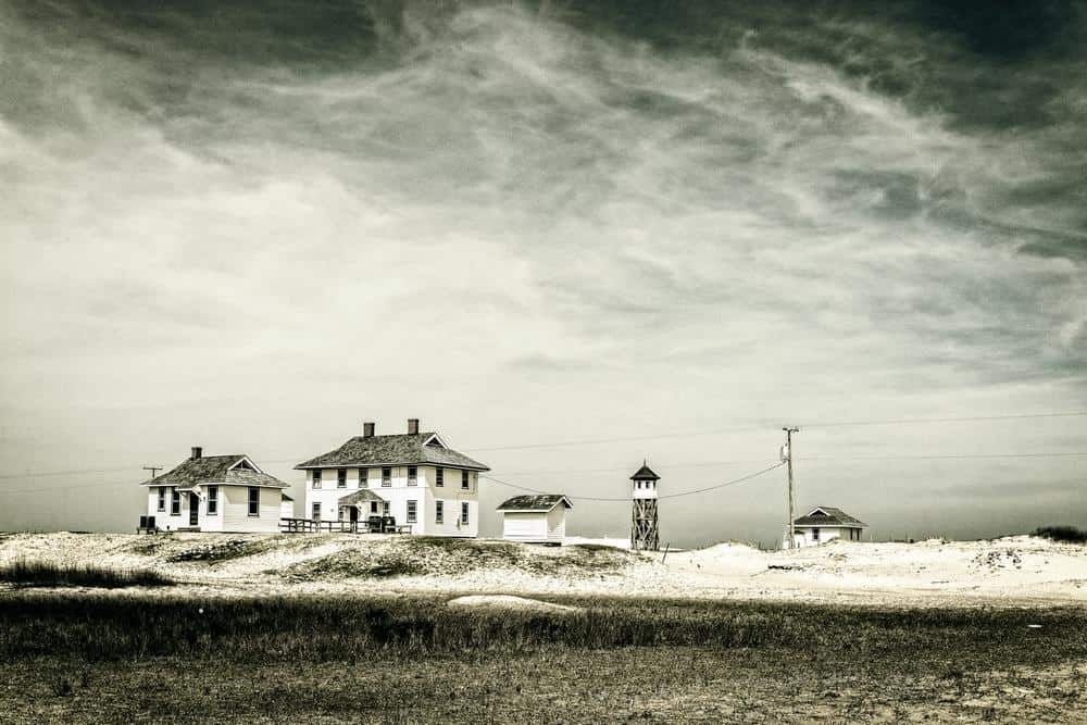 Outer Banks by Olivier Bezombes