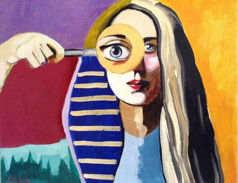 Ofer Samra Painting