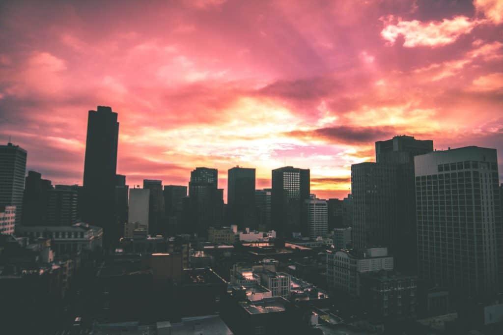 San Francisco Sunrise, Photographer Black Mesa