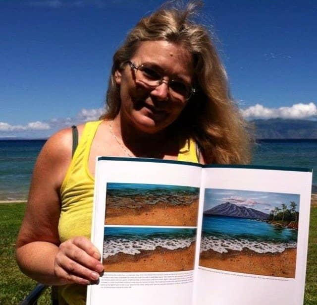 Hawaiian Painter Darice Machel McGuire