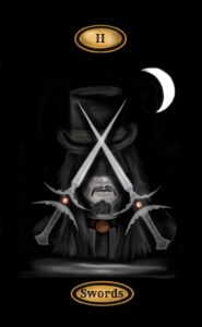 Swords by Artist Jae Billingham