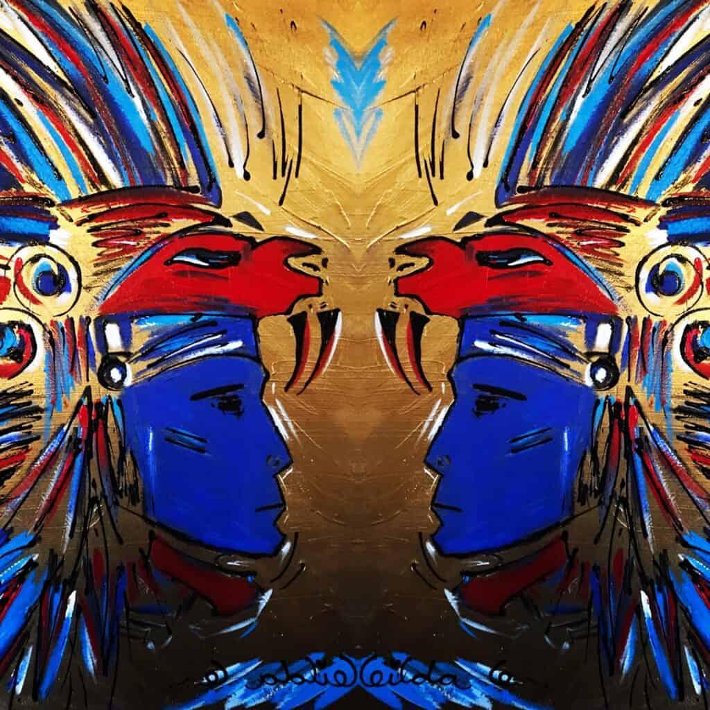 Gilda Garza Artwork
