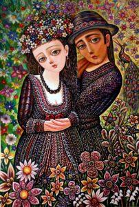 Spring by Armenian Painter Sevada Grigoryan