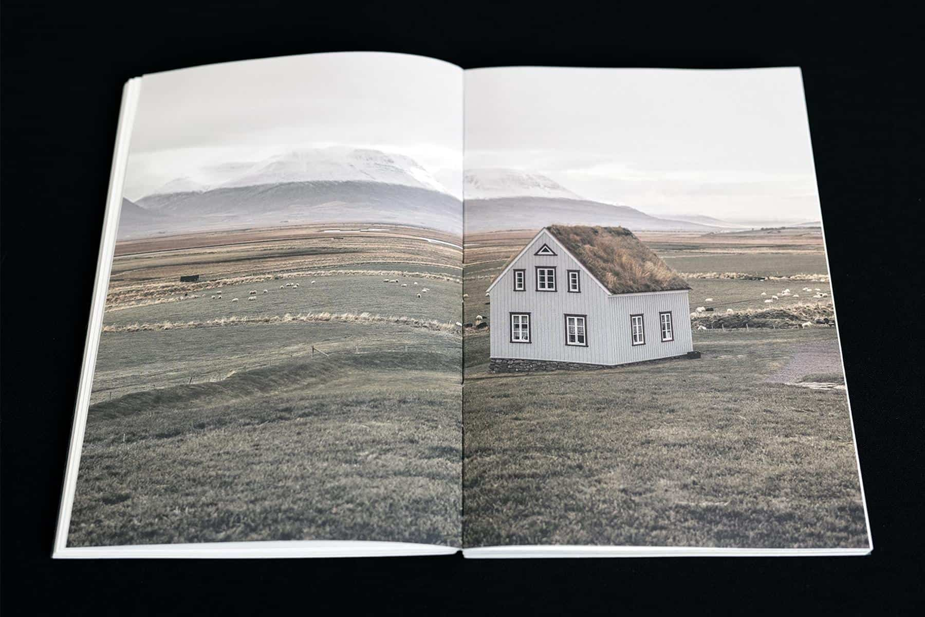 Book Weightless – Tracing Landmarks, House Iceland, 2020 (5) by Photographer Gonçalo Duarte Pacheco