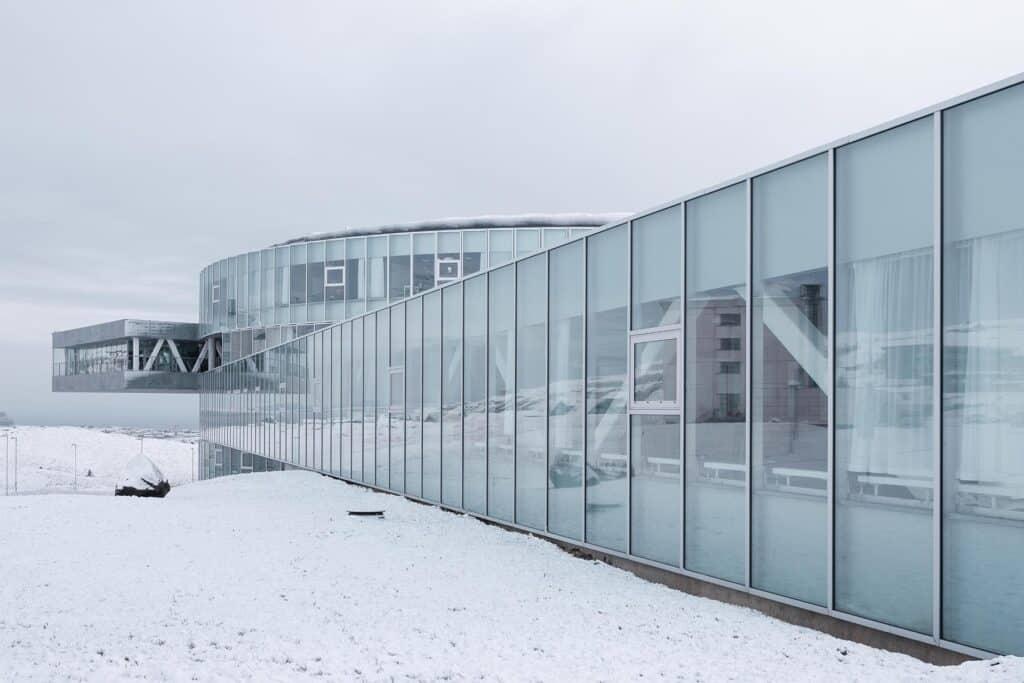 Glasir Education Center, Big, 2020 by Photographer Gonçalo Duarte Pacheco