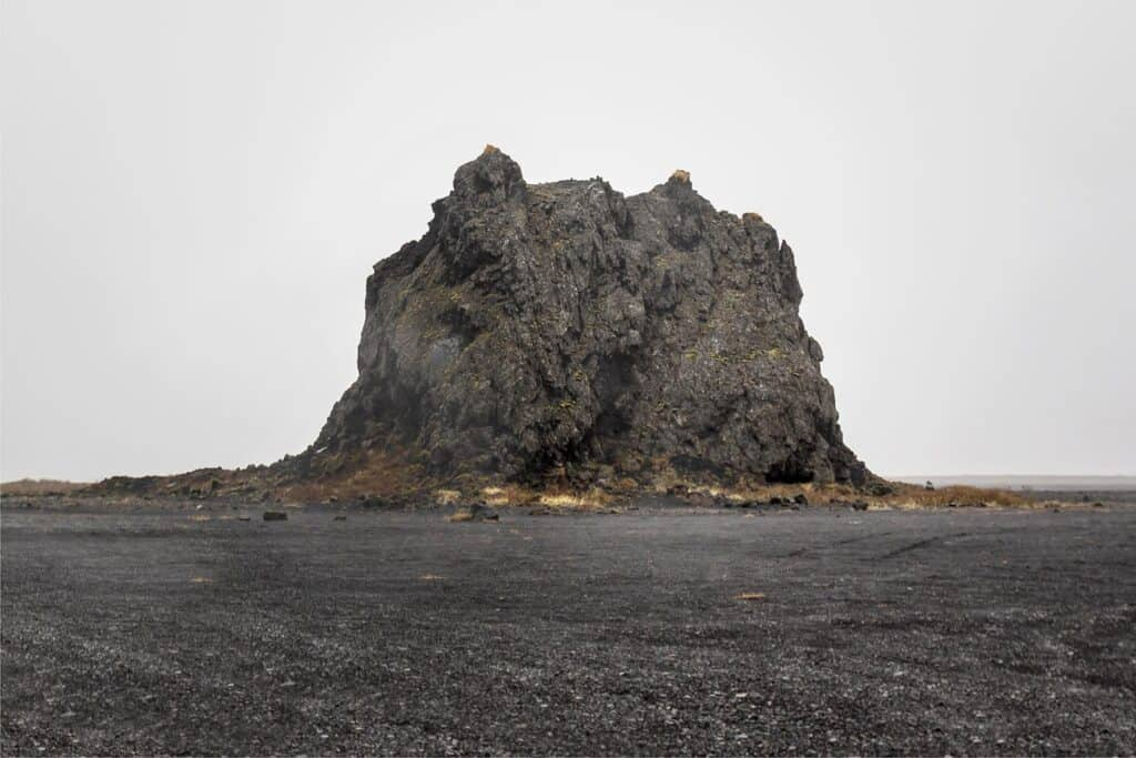 Haptic Land, Iceland, 2018 by Photographer Gonçalo Duarte Pacheco