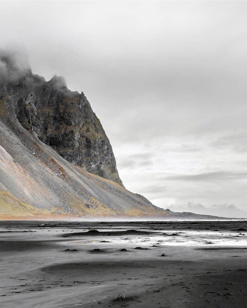 Vestrahorn, Iceland 2018 by Photographer Gonçalo Duarte Pacheco